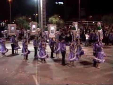 Marcha da Amizade - Vila Nova de Anços - Soure - em Pombal 2009