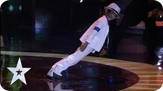 Fenomenalny taniec 8-latka do utworu Michaela Jacksona!