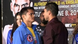 Marcos Maidana vs. Josesito Lopez- Final Press Conference video