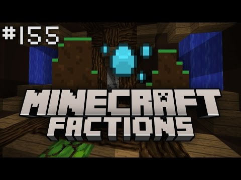 Minecraft Factions Let's Play: Episode 155 – Raiding Epic Nether Base! (Minecraft Raiding)