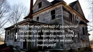 Rogersville (TN) United States  city images : Our best EVPs from a haunted house in Rogersville, TN (All Class A).. GHOST VOICES