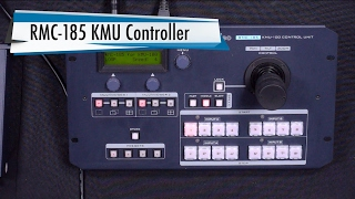 Datavideo How to Tutorial: Controlling the KMU-100 Using the RMC-185