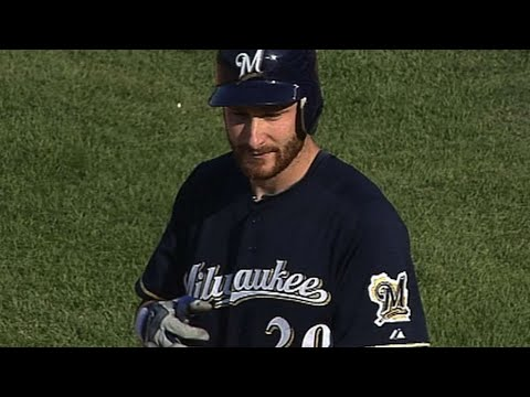 Video: MIL@CHC: Lucroy ties franchise high with seven RBIs