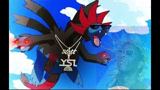 Hydreigon On A Recon Mission: AGENT003HEADEDSOLIDSNAKE by Thunder Blunder 777