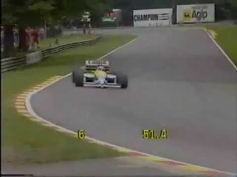 tributo a nelson piquet - heart of thunder
