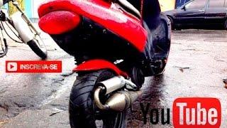 7. Reforma Hyosung Prima 50cc