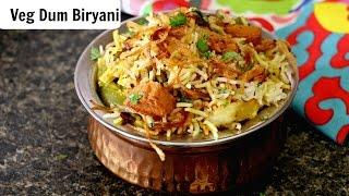 Video వెజ్ దమ్  బిర్యాని | Veg Dum Biryani in Telugu | Homemade Biryani Masala | Sruthi Vantillu MP3, 3GP, MP4, WEBM, AVI, FLV Desember 2018