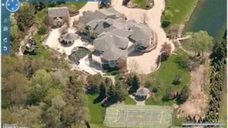 Eminem's Mansion