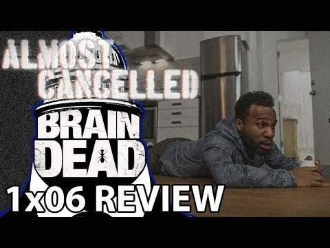 BrainDead Season 1 Episode 6 'Notes Toward a Post-Reagan Theory of Party Alliance' Review