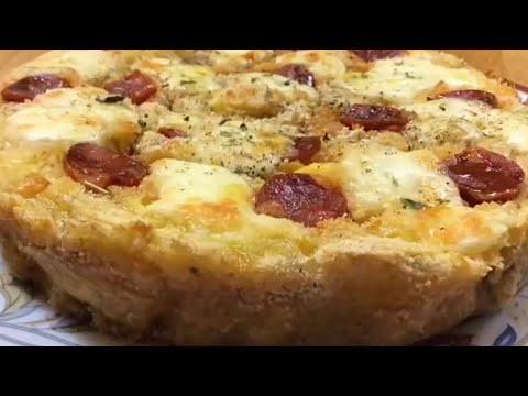 spuma lasagna - ricetta