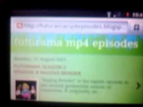 How to download mp4 episodes