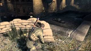 Sniper Elite V2 Full Movie From Mission 1 To The End   Sniper Elite Difficulty