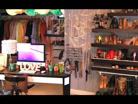 closet - Hey Beauties! LIKE, SUBSCRIBE & EXPAND INFO! Please refer back to my ALTERNATIVE MAKEUP STORAGE & STUDIO video for more inspirations and links: http://www.yo...
