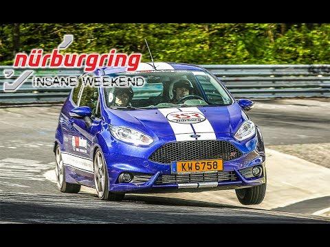 ¡Pasamos un fin de semana racing de locura! - Imarti Nürburgring Experience