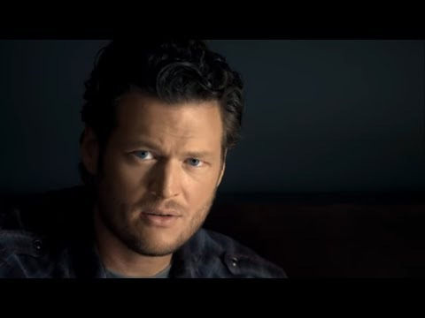 Blake Shelton - Who Are You When I'm Not Looking (Official Music Video)