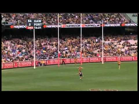Afl 2011 Round 21 Highlights: Hawthorn V Port Adelaide