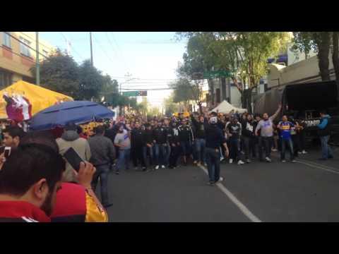Somos del barrio de san Nico. Libres y lokos en Toluca - Libres y Lokos - Tigres