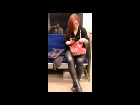 LRT - A woman riding the Edmonton LRT was captured on video behaving strangely and then hitting the passenger sitting next to her. Both involved have been given a ...