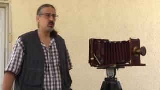 טעימה מסדנאות הצילום של דרור מעיין במוזיאון