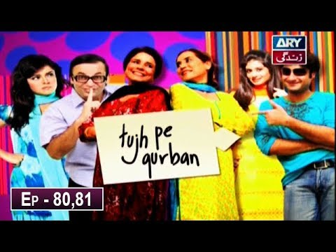 Tujh Pe Qurban Episode 80 and 81 is Temporary Not Available