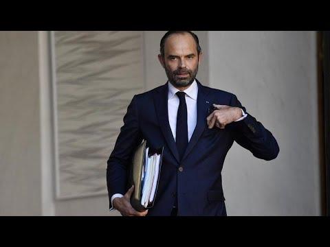 Παραιτήθηκε ο πρωθυπουργός της Γαλλίας Εντουάρ Φιλίπ