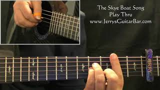 Download Lagu The Skye Boat Song - fingerstyle guitar instrumental Mp3