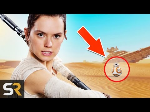 10 Amazing Hidden Details in Star Wars The Force