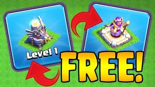 Video FREE WARDEN!!  TH11 Farm to Max | Clash of Clans MP3, 3GP, MP4, WEBM, AVI, FLV Oktober 2017