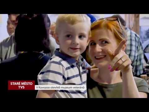 TVS: Deník TVS 6. 6. 2019
