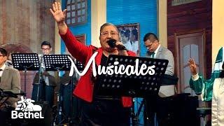 CONOZCO UN HOMBRE DE PODER l MERY DE RIOS l BETHEL PRODUCCIONES