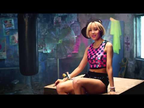 """HYO MIN [효민] - """"Nice Body [나이스 바디]""""最新MV"""