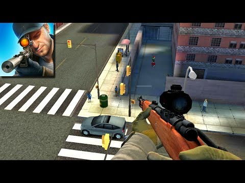 Sniper 3D Gun Shooter: Free Shooting Games - FPS - Android IOS gameplay