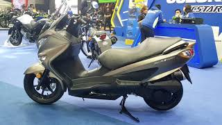 2. Suzuki BURGMAN 200 ABS