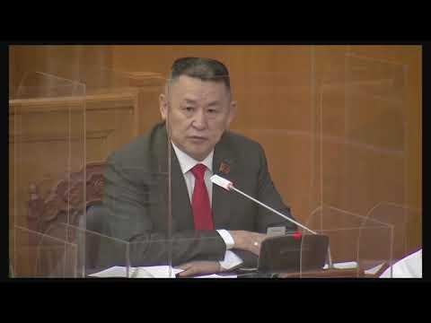 Ш.Адьшаа: Үндсэн хуулийн баталгаа болсон ҮХЦ-ийг хууль дээдлэх зарчмын хүрээнд шийдвэр гаргах боломжгүй болгосон