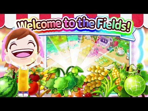 "Earn Happy Foods Playing ""Fields!"""