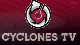 Cyclones TV: Highlights-12/10 vs. Quad City