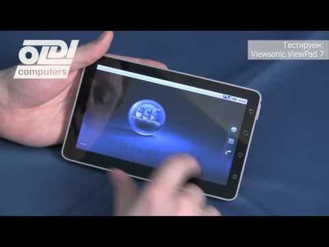 Обзор планшета ViewSonic ViewPad 7