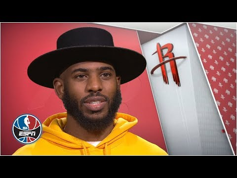 Video: Chris Paul opens up about Houston Rockets' up-and-down 2018-19 season l NBA Sound
