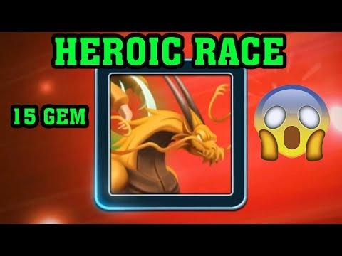 Nhận Ngay 15 Gem Và Bảng Thời Gian Hồi Heroic Race Mới Nhất - Dragon City Game Mobile Android, Ios - Thời lượng: 16:55.