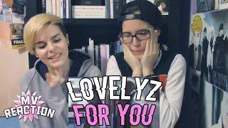 Video LOVELYZ (러블리즈) - FOR YOU (그대에게) ★ MV REACTION MP3, 3GP, MP4, WEBM, AVI, FLV Juli 2018
