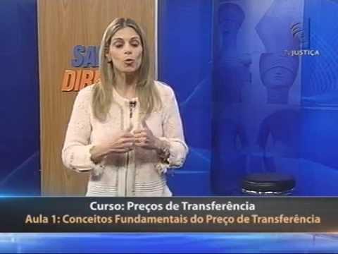 Direito Tribut�rio - Pre�os de Transfer�ncia - aula 1