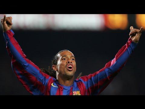 Ronaldinho ● Top 50 Goals Ever