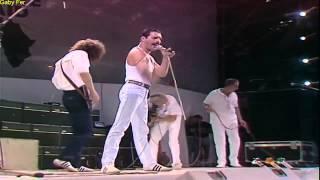 Video Queen We Are The Champions Live Aid  (Subtitulado Al Español).[HD] MP3, 3GP, MP4, WEBM, AVI, FLV April 2018