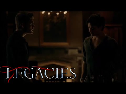 Legacies 2x17 : Stefan and Damon appearance