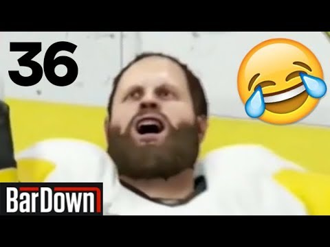 36 One Minute (or so) NHL Comedy Sketches