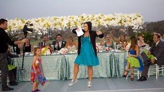 Siostra rozj*bała system! Chciała mieć Eminema na swoim weselu, ale ten się nie zgodził!