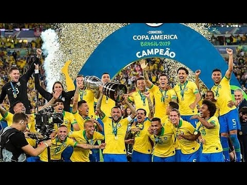 Highlight Final Copa America 2019 (Brazil Vs Peru)