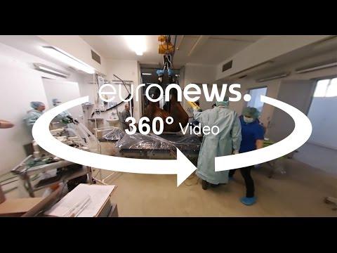 Μια επίσκεψη 360° στην κτηνιατρική κλινική της Βουδαπέστης