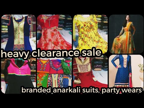 Adaa shop| branded anarkali dresses in offer rate | clearance sale |online delivery available
