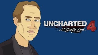 Download Video Nicolas Cage Plays Uncharted 4 MP3 3GP MP4